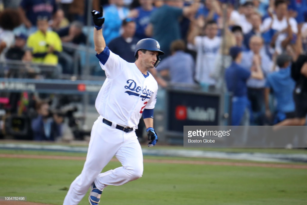 RED SOX BASEBALL LEX SPORT WORLD SERIES DODGERS DAVID FREESE