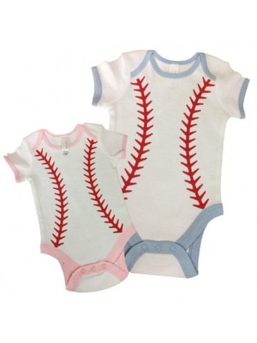 BODY BEBE COUTURES BALLE BASEBALL SOFTBALL LEX SPORT
