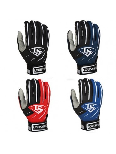 GANTS DE BATTING LOUISVILLE BGS514Y BASEBALL SOFTBALL LEX SPORT