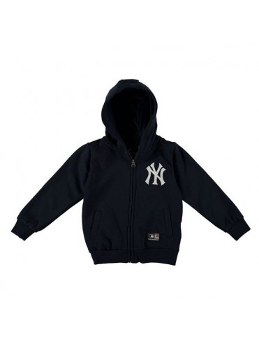 SWEAT-SHIRT NY NEWYORK YANKEES MLB ENFANT BASEBALL SOFTBALL LEX SPORT
