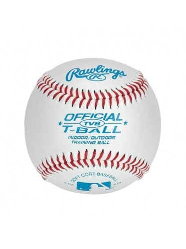BALLE RAWLINGS TVB SAFETY 9'' BASEBALL SOFTBALL LEX SPORT