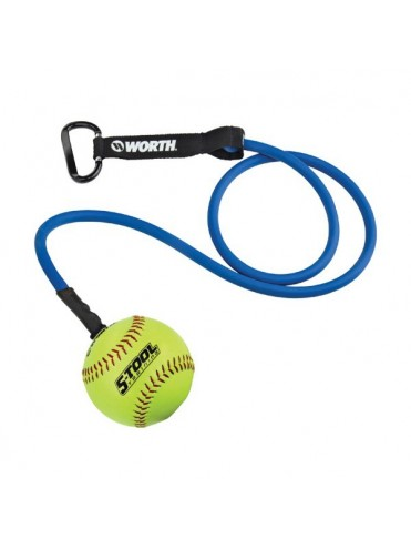 XERTUBE D'ECHAUFFEMENT WORTH BASEBALL SOFTBALL LEX SPORT