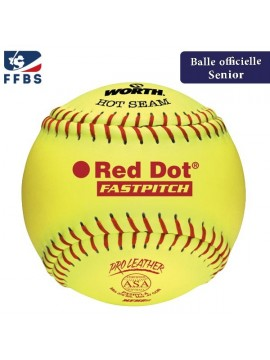 "BALLE SOFTBALL 12"" WORTH PX2RYLAH"