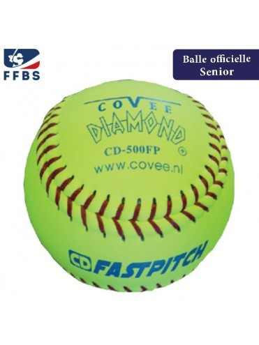"BALLE SOFTBALL 12"" COVEE CD-500FP"