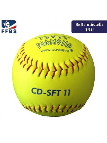 "BALLE SOFTBALL 11"" COVEE SFT11"