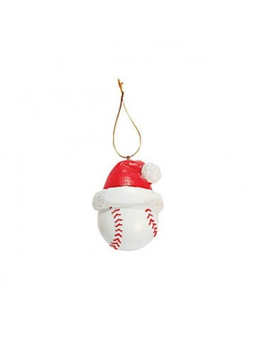 DECORATION NOEL SAPIN BASEBALL SOFTBALL LEX SPORT