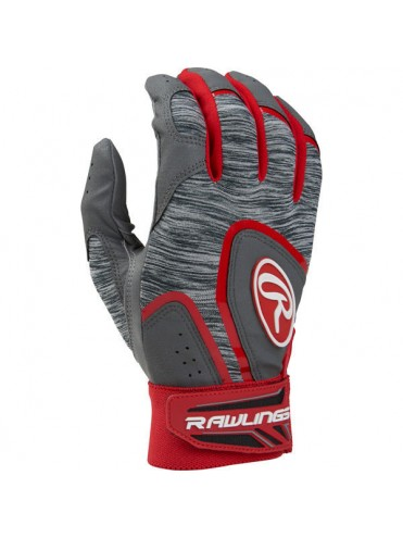 GANTS DE BATTING RAWLINGS 5150GBG ADULTE BASEBALL SOFTBALL LEX SPORT