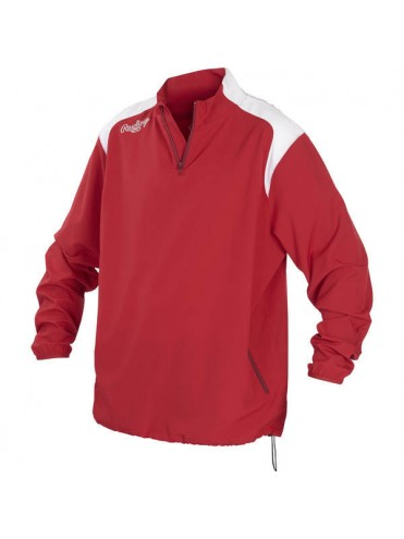 JACKET RAWLINGS FORCEJ BASEBALL SOFTBALL LEX SPORT