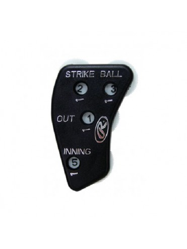 STRIKER 4 ITEMS ARBITRE BASEBALL SOFTBALL LEX SPORT