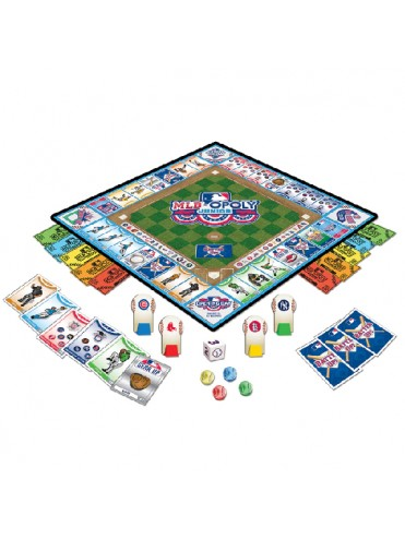 JEU MLB-OPOLY JUNIOR