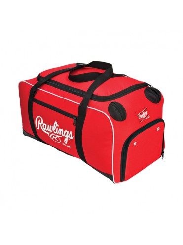 SAC RAWLINGS DUFFLE COVERT BASEBALL SOFTBALL LEX SPORT