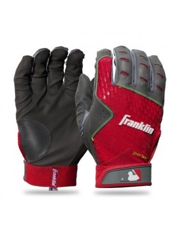 GANTS DE BATTING FRANKLIN 2NDSKINZ ENFANT BASEBALL SOFTBALL LEX SPORT