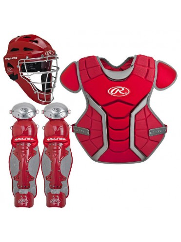 SET DE CATCH RAWLINGS 15U BASEBALL SOFTBALL LEX SPORT