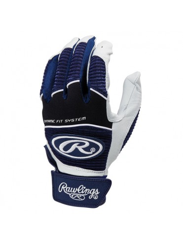 GANTS DE BATTING RAWLINGS WORK950BGY ENFANT