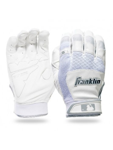 GANTS DE BATTING FRANKLIN SHOK-SORB X ADULTE BASEBALL SOFTBALL LEX SPORT