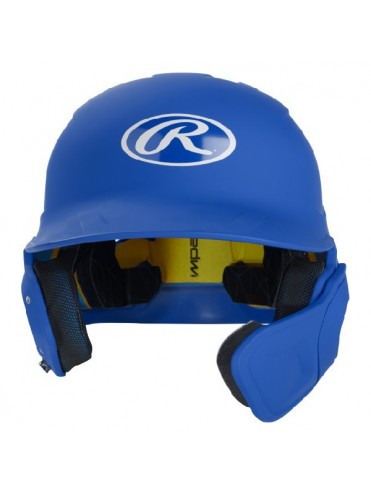 CASQUE RAWLINGS MACHEXTR JUNIOR AVEC FLAP BASEBALL SOFTBALL LEX SPORT