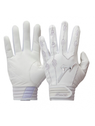 GANTS DE BATTING MIZUNO ADULTE