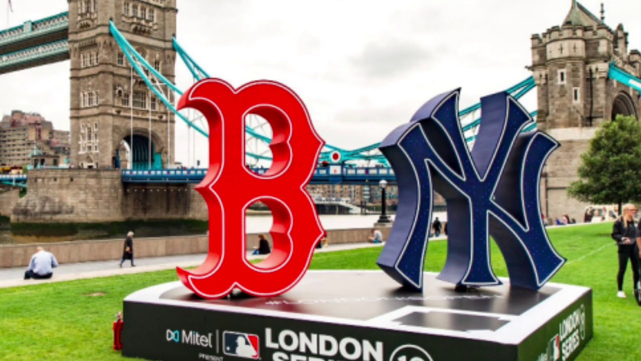 LONDON SERIES BASEBALL MLB LEX SPORT
