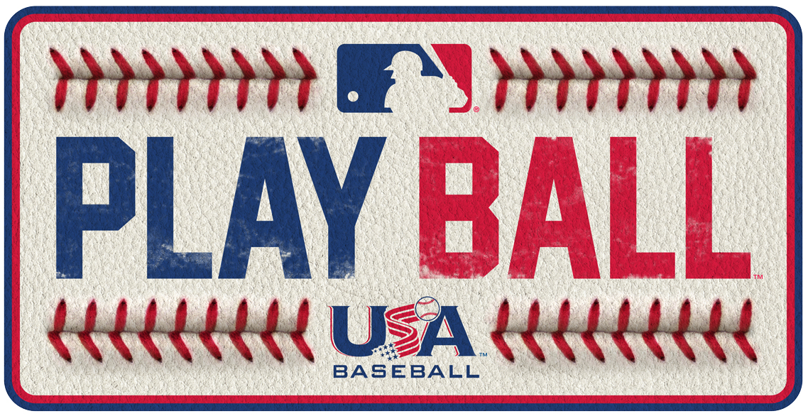 MLB, Opening day, Play ball, Baseball Softball Lex Sport