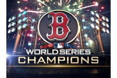 Les Red Sox Champions !