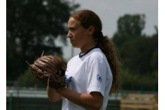 Interview de l'internationale Carrie PITCHER